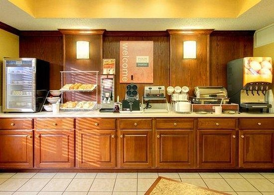 Quality Inn & Suites Niles: MIBREAKFASTAREA