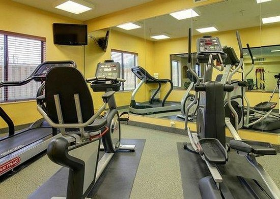 Quality Inn & Suites Niles : Exercise room