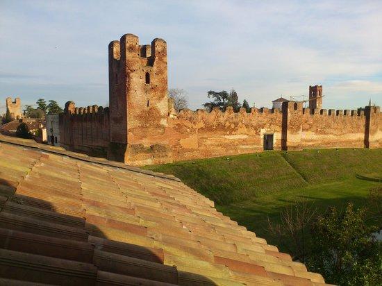 Best Western Albergo Roma:                   вид из номера