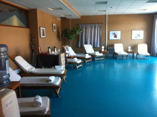 Club Med Serre-Chevalier: Le spa