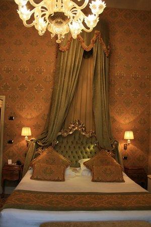 Palazzo Paruta:                                     Notre suite