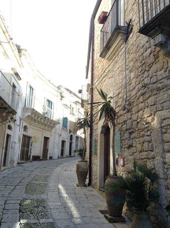 Locanda Don Serafino:                   Ingresso