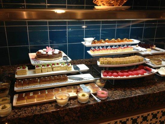 Sirene Belek Hotel: Desert