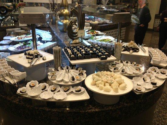 Sirene Belek Hotel: Sushi