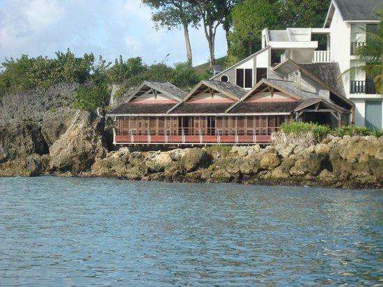 La Creole Beach Hotel:                   le zawag