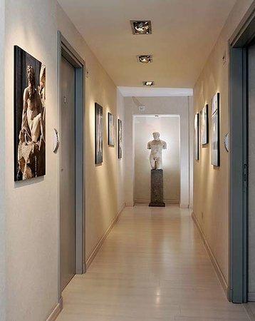 Best Pantheon B&B: hallway