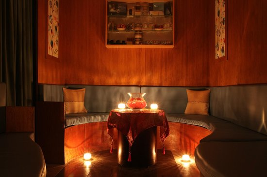 Pasha Spa Turkish Bath & Ottoman Hammam: Relaxation Lounge