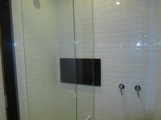 Mar Ipanema Hotel:                   Standup shower