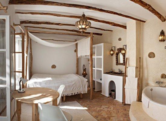 Riad Baladin: Honeymoon-suite