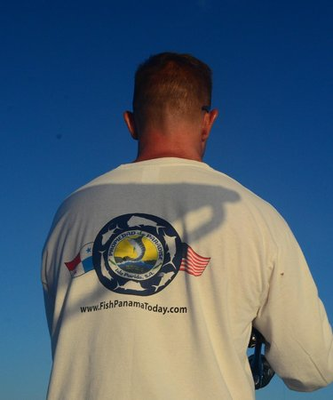 Sport Fish Panama Island Lodge:                                     Capt Shane