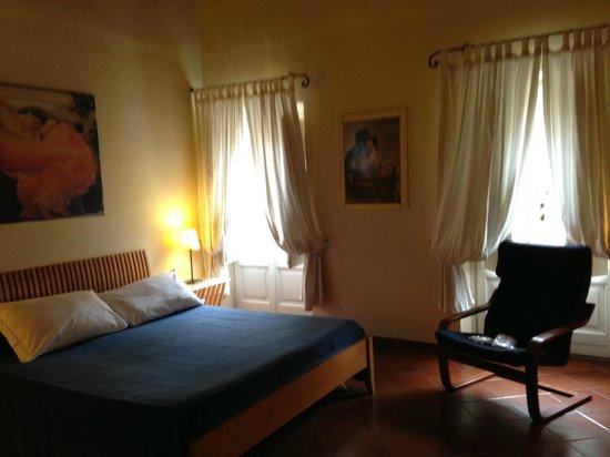 Palazzo Olivia: Chambre