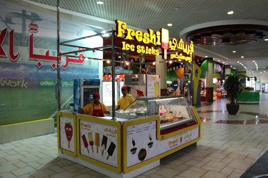 Freshi ice sticks roshan mall