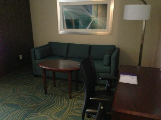 SpringHill Suites State College:                   Desk