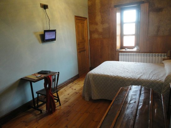 Hostal Rural Los Oteros:                   habitación