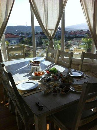 Imren Han Hotel & Mansions:                   kislik kahvalti odasi