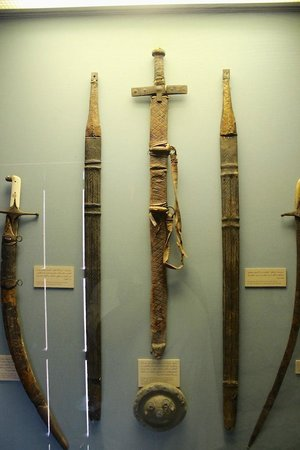 Museo di Dubai: Antique weapons