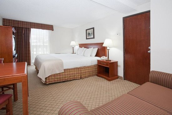 Holiday Inn Vail - TEMPORARILY CLOSED: Single Bed Guest Room