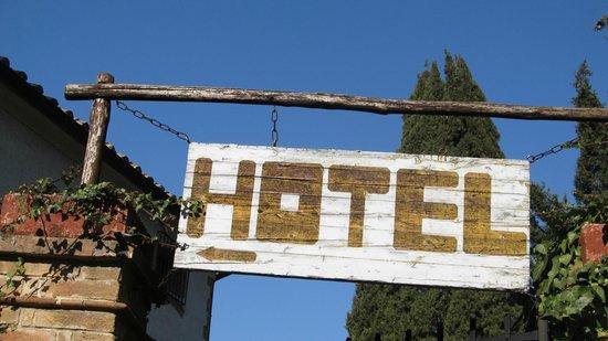 Hotel Vecchio Asilo:                   l'hotel