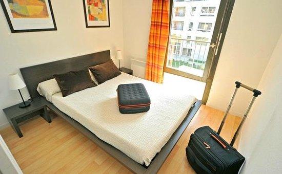 Appart'City Grenoble Meylan: Park&Suites Confort Grenoble Meylan - Double Room