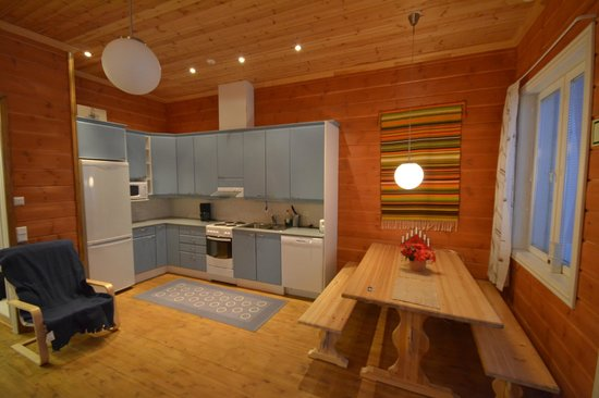 Niemelan Talo:                   cucina
