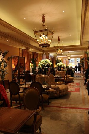 The Dorchester:                   Promenade Room