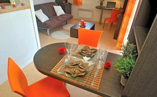 Appart'City Nantes Saint-Herblain : Park&Suites Confort Saint-Herblain - 1-bedroom Apartment