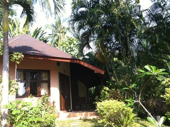 Chaweng Bay View Resort:                   notre villa
