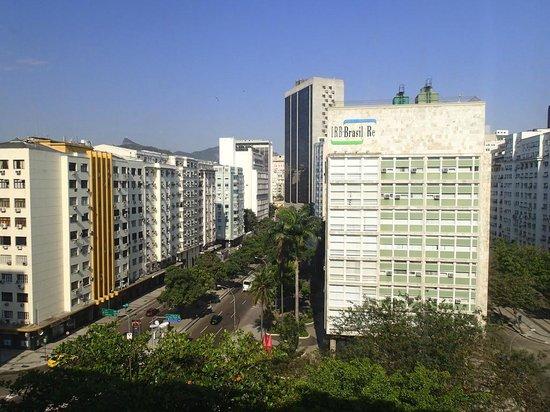Hotel Novotel Rio De Janeiro Santos Dumont:                   View from room 770