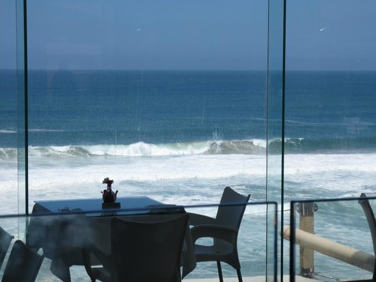Views Restaurant: What a view of the sea