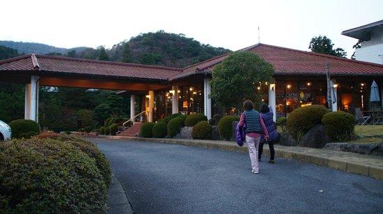 Yumei Hotel: Entrée