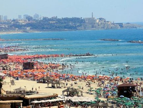 سنترال هوتل: Tel Aviv Beach