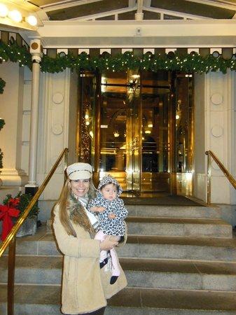 Willard InterContinental Washington:                   Entrada do Hotel
