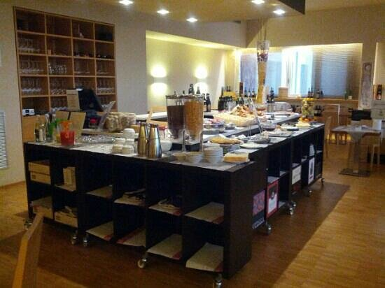 Gran Can Hotel Ristorante:                   colazione