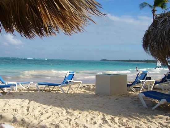 VIK Hotel Arena Blanca:                   la plage
