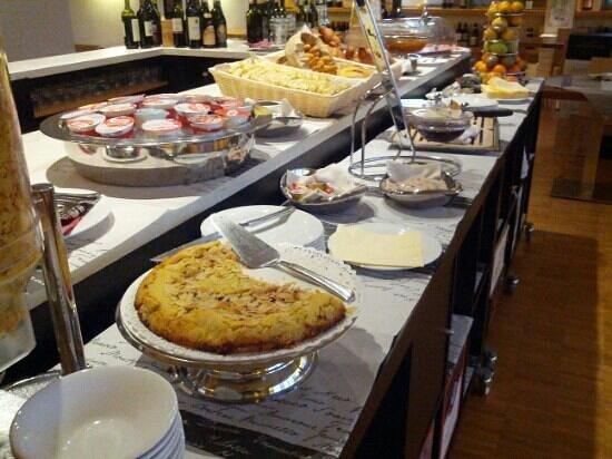 Gran Can Hotel Ristorante:                   dolce colazione