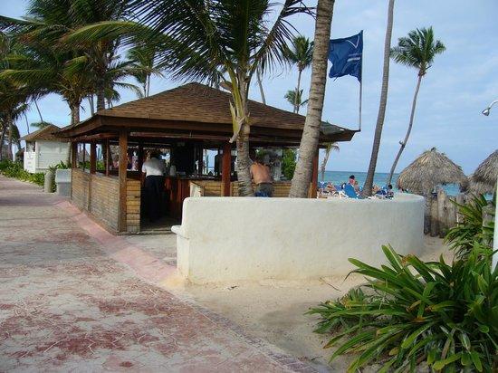 VIK Hotel Arena Blanca:                   bar de la plage