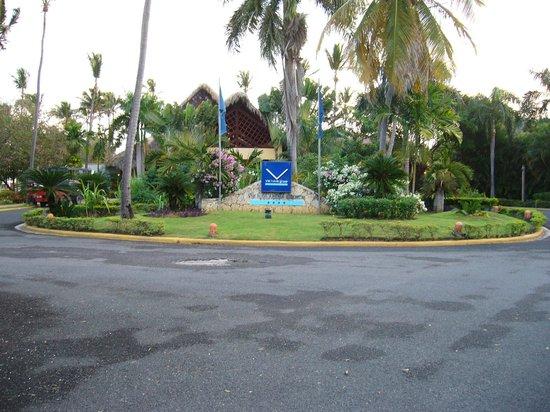 VIK Hotel Arena Blanca:                   l'entrée de l'hôtel