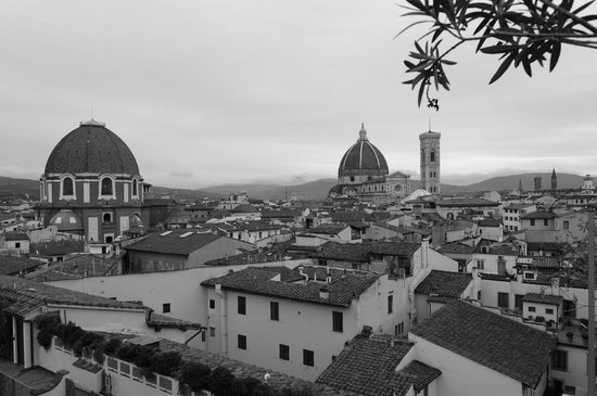 Grand Hotel Baglioni Firenze:                   Roof Brunelleschi