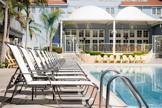 The Lafayette Hotel, Swim Club & Bungalows: Pool Detail