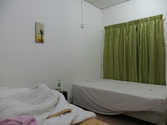 Roof Top Guest House Melaka:                                     The double room
