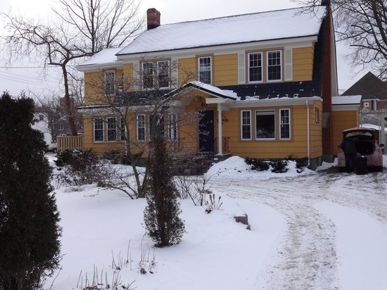 The Stella Rose B&B:                   If its this pretty in the winter time, can you image it at other times of the
