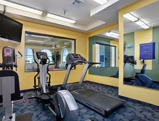 Baymont Inn & Suites Las Vegas South Strip: Fitness Centre