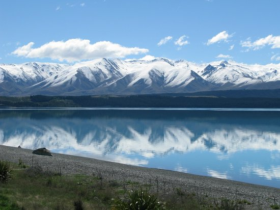 Canterbury Region, New Zealand: No2