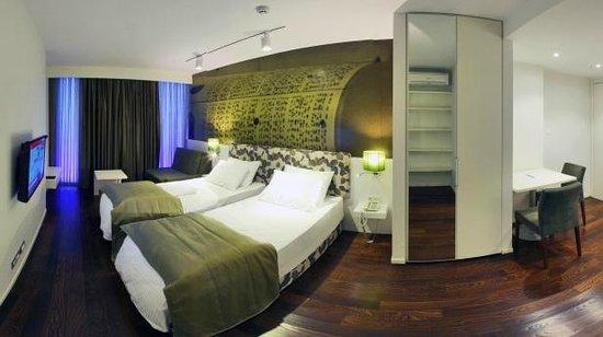 Nish Suites Besiktas: superior room