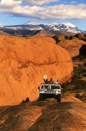 Sorrel River Ranch Resort and Spa: Red Rock Tours