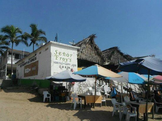 Grand Isla Navidad Resort:                                     Senor Froy's