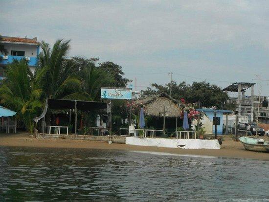 Grand Isla Navidad Resort:                                     el Manglito - Great Nachos