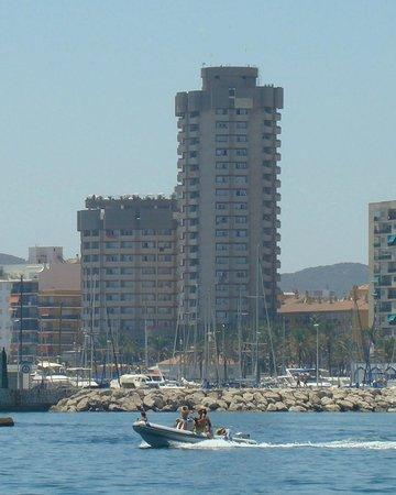 Pierre & Vacances Hotel El Puerto: Panoramica Hotel