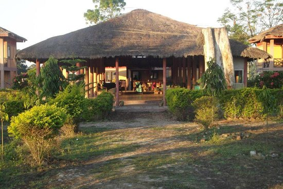 Nameri National Park, India:                   The Function hall cum dining place