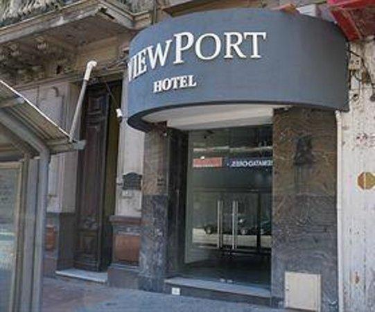 hotel montevideo: